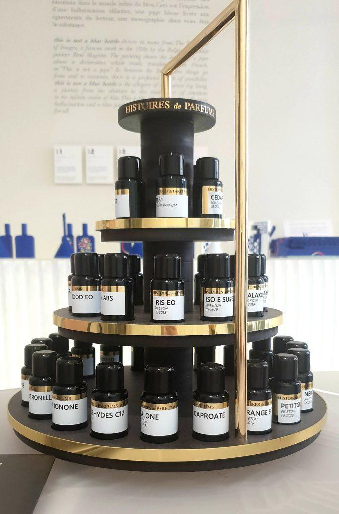 Atelier Découverte  Histoires de Parfums
