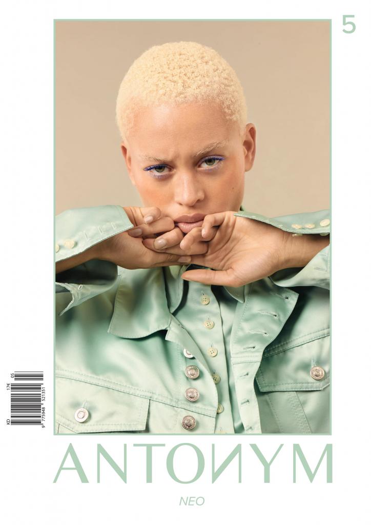 Couverture Antonym Magazine