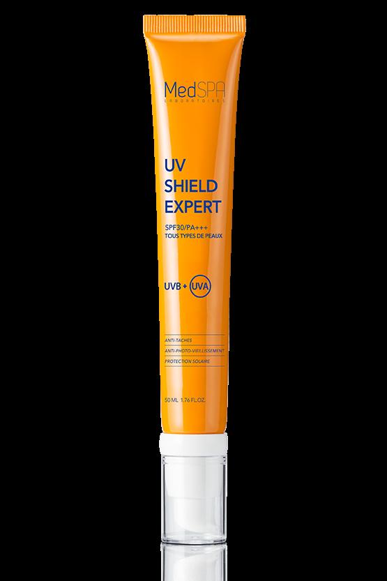 soin UV Shield Expert de MedSpa