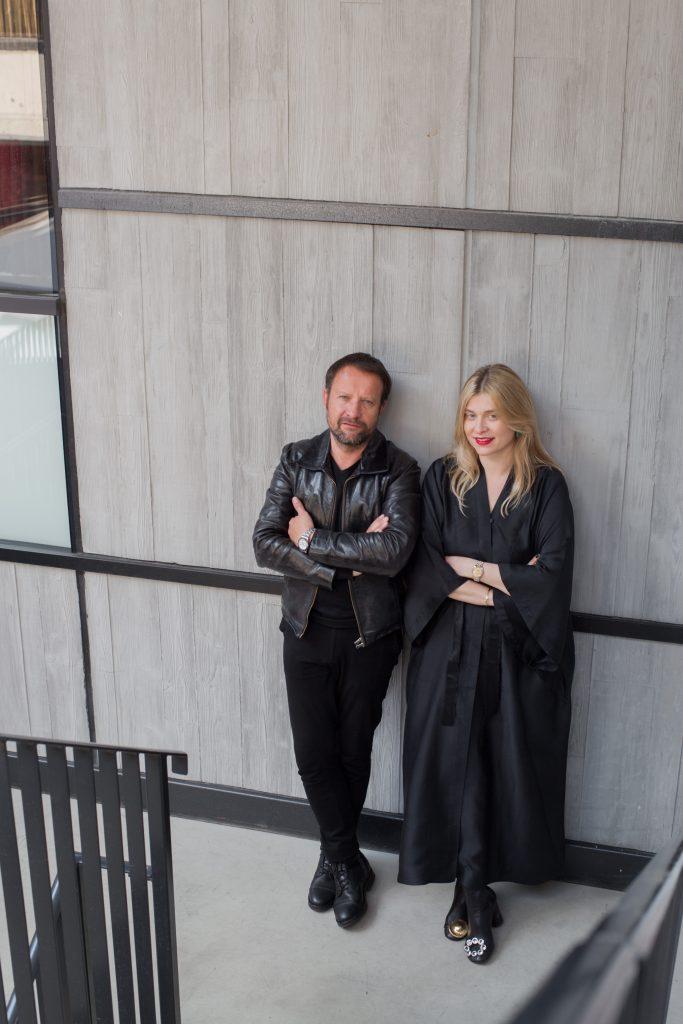 Masha Zanier, Fondatrice de HOC et Vincent Schaller, Parfumeur