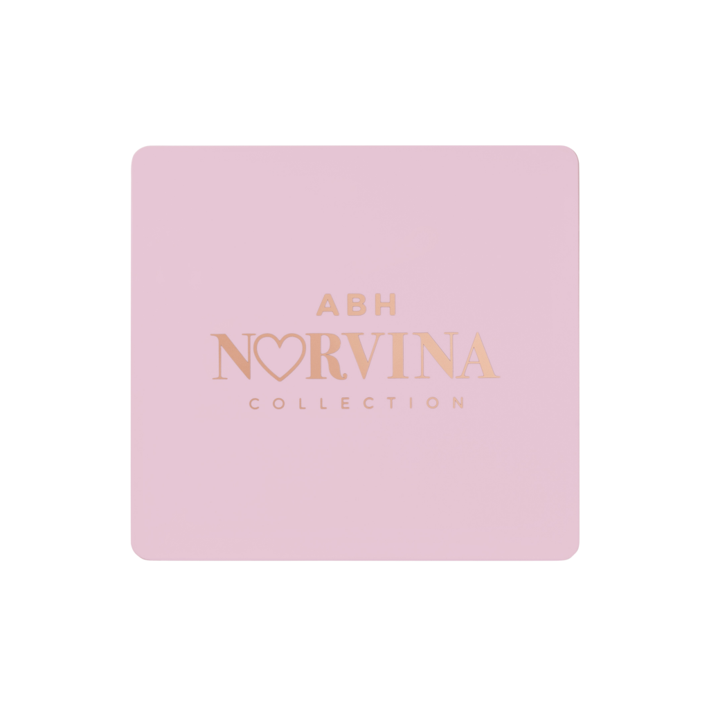 Norvina Pro Pigment Palette d'Anastasia Beverly Hills