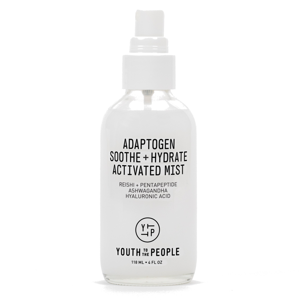 Adaptogen Soothe + Hydrate Activated Mist YOUTH TO THE PEOPLE